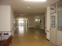 新しい病室