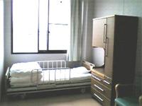 病室の一例